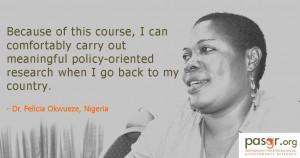 Felicia Okwueze