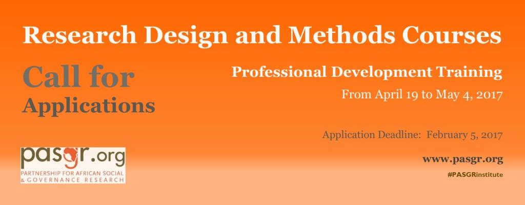 PDT April 2017 courses banner