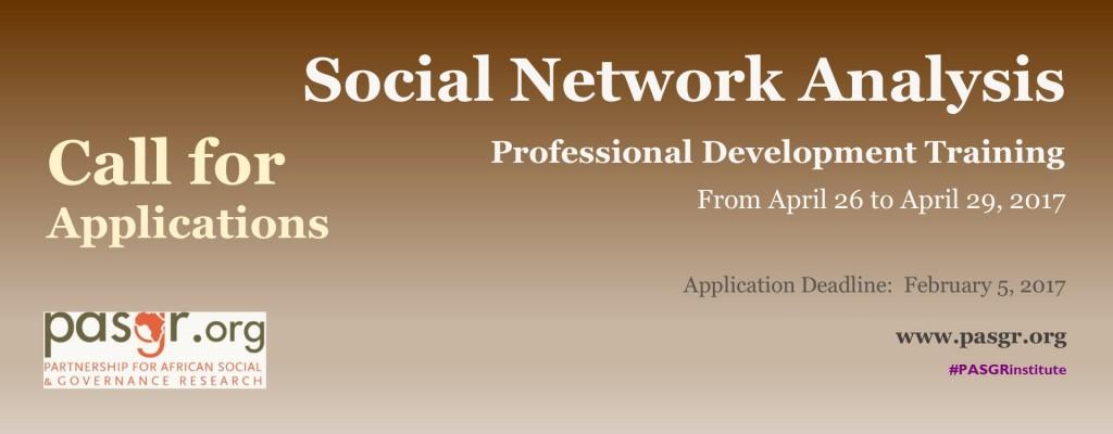 Social Network Analysis banner