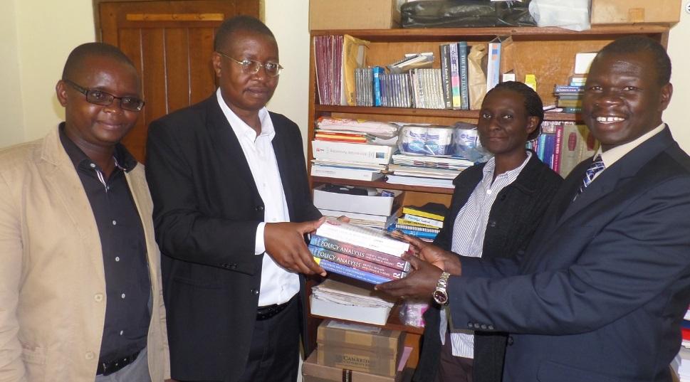 book donation at umu