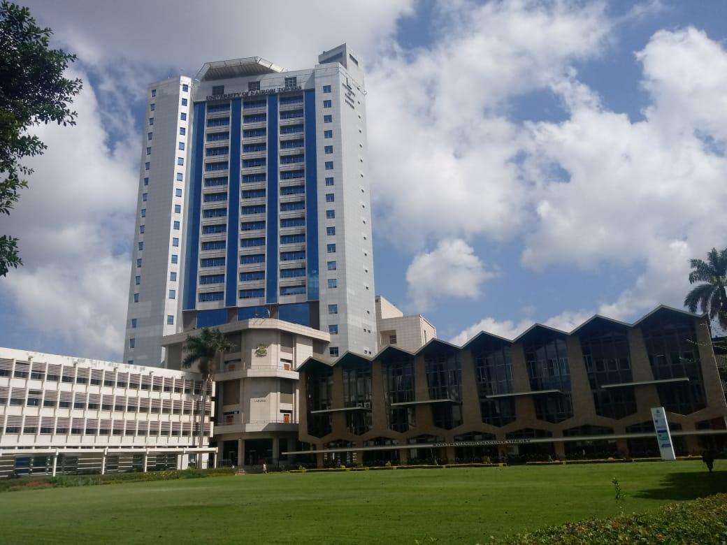 UNIV. OF NAIROBI PHOTO